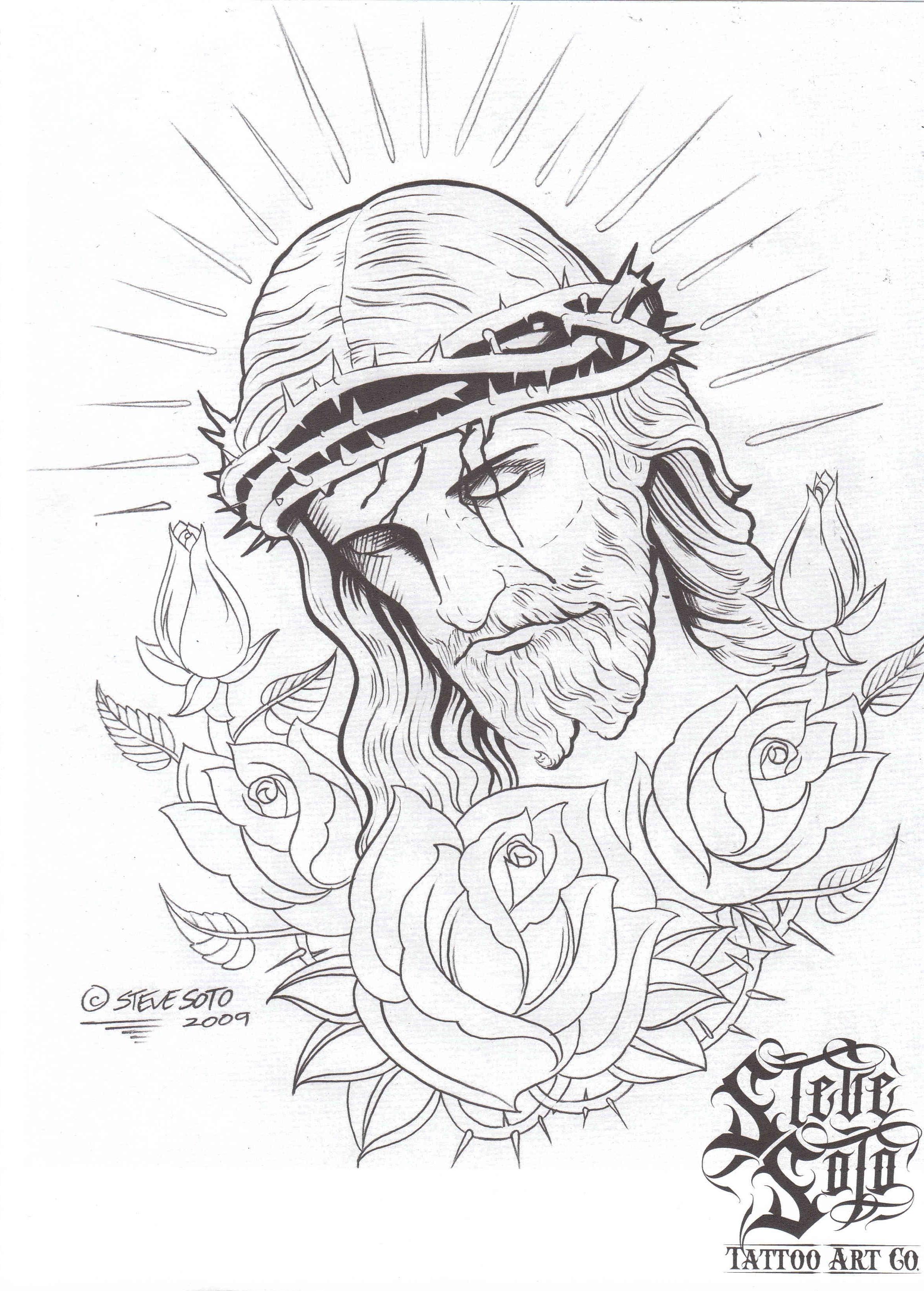 Jesus tattoo   Best Tattoo Ideas Gallery  Jesus