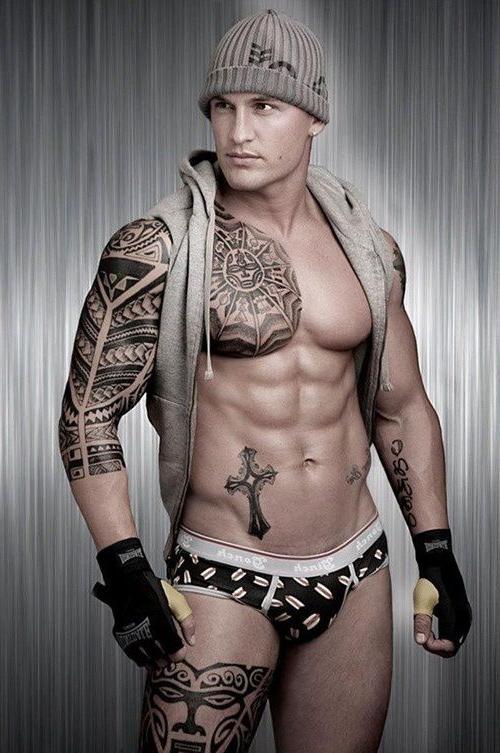Maori free tattoos designs for men