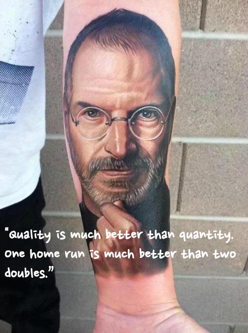 Steve sobs tattoo