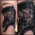 Constellation Sailor Moon Tattoo