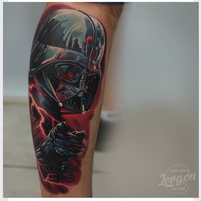 You're Next Darth Vader Tattoo