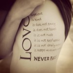 Love tattoos – the Most Emotional Ones