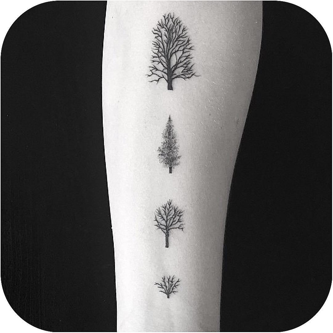 Little Flora Tattoos