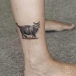 Little Cat Tattoo