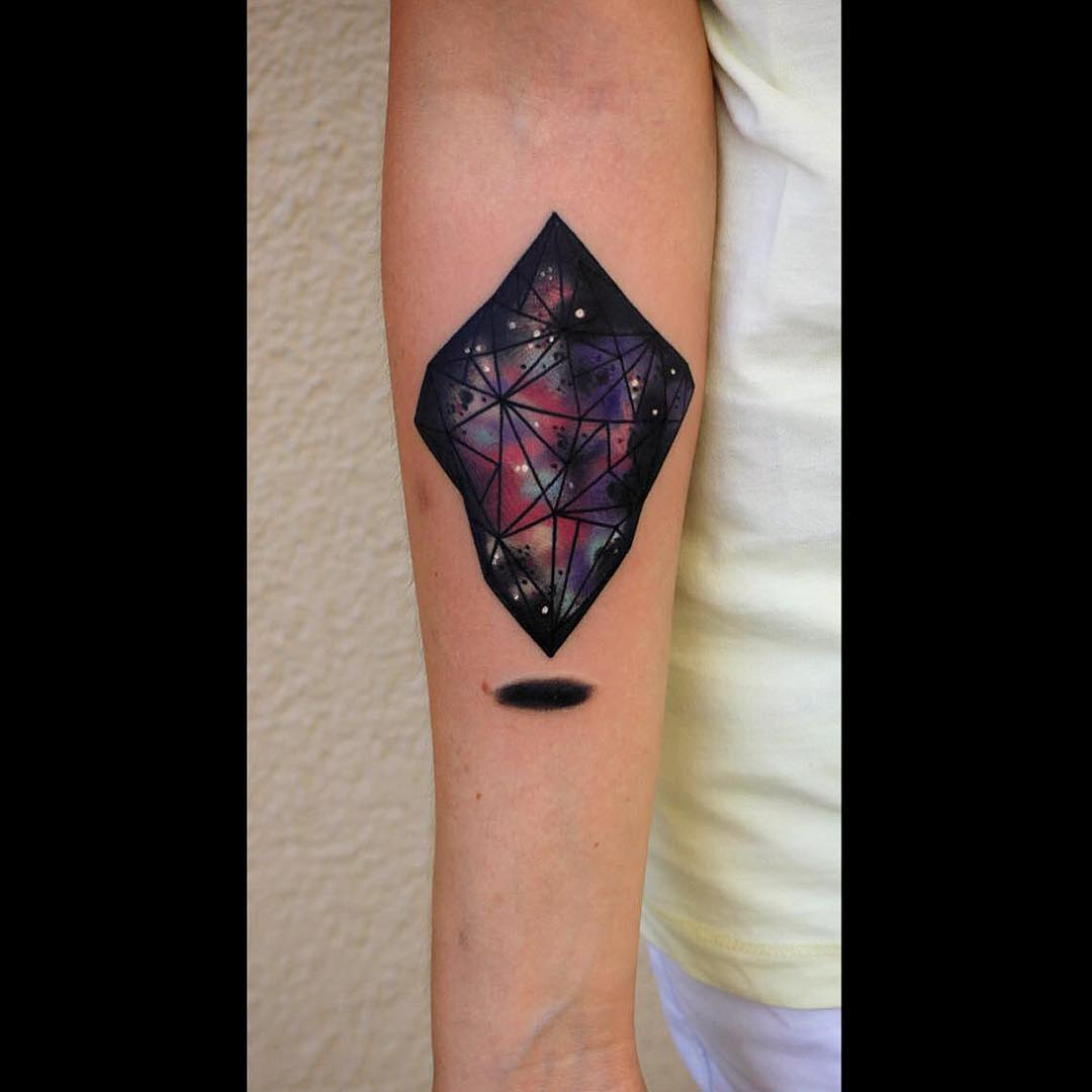 No Gravity Tattoo