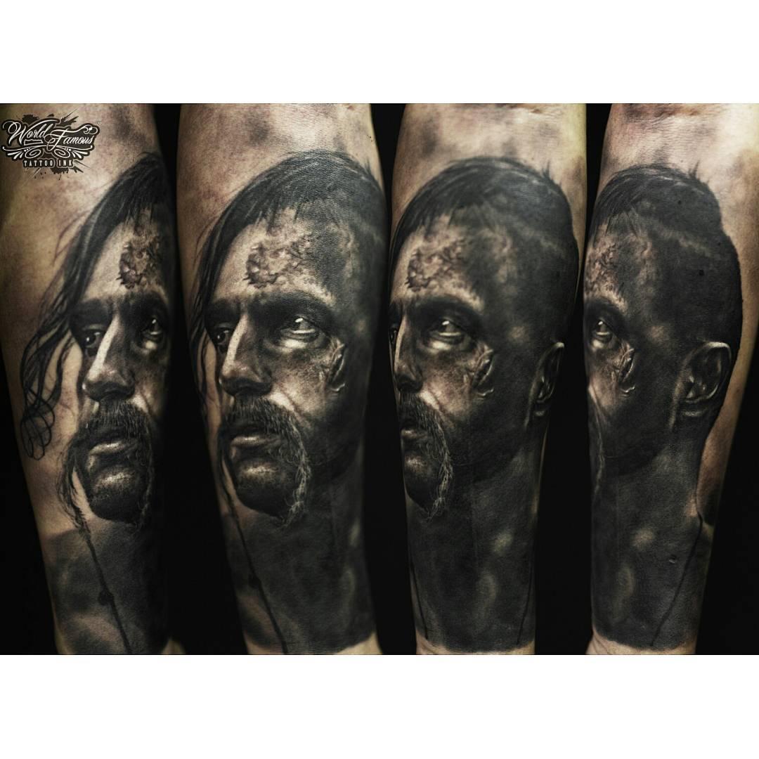 Cossack Tattoo