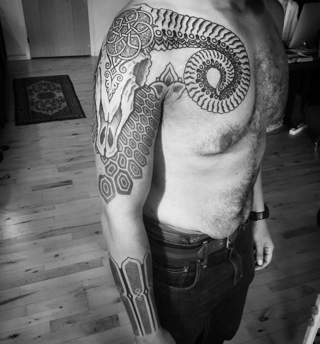 Tattoo Aries