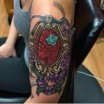Locket Tattoo