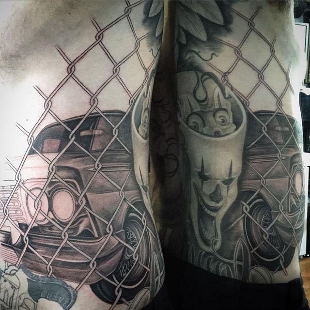 chicano tattoo design art