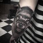 Tattoo Elbow
