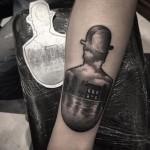 Tattoo Silhouette