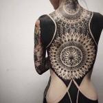 Back Tattoos for Women