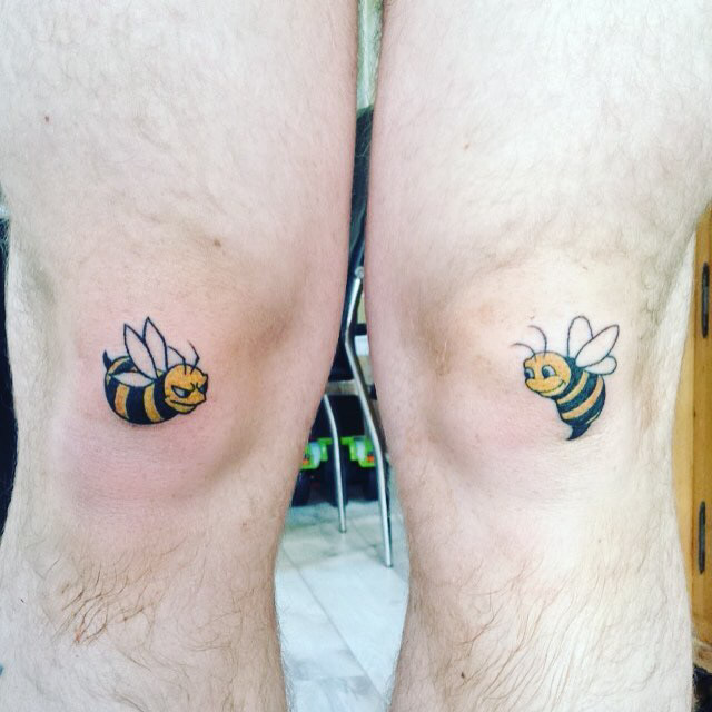 Bees Knees Tattoos