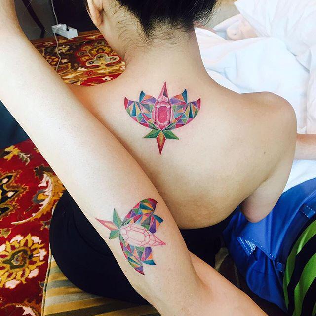 Cool Couple Tattoos
