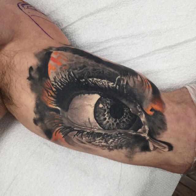 Tattoo Bicep by sean_foy4
