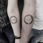 Couple Name Tattoos