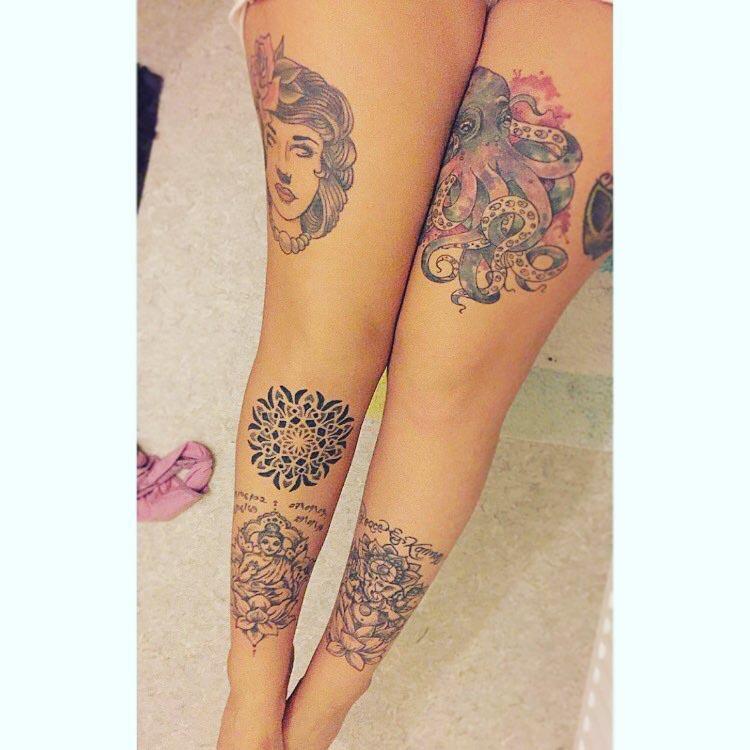 Duddhism Shin Tattoos by анк 2
