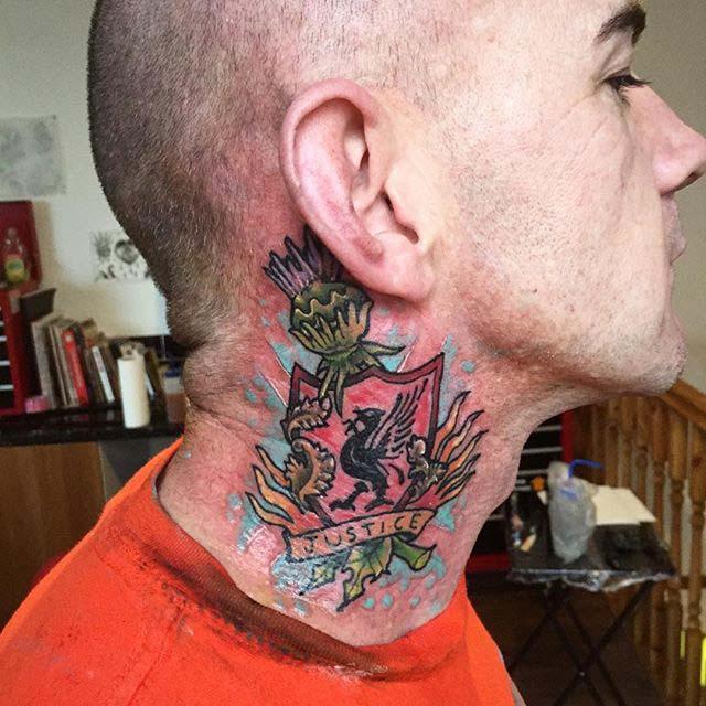 Scottish Tattoo Design by Alex Melrose