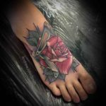 Tattoo Foot