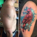 Best Cover Up Tattoo