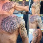Maori Tattoo Half Sleeve