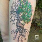 The Tree of Life Tattoo