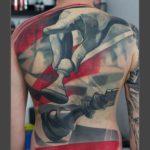Best Full Back Tattoos