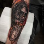Amazing Interesting Arm Tattoo