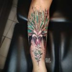 Forest Spirit Tattoo