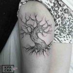 Dead Tree Tattoos