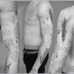 Pagan Symbols Tattoo