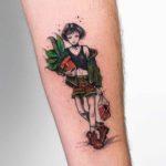 Mathilda Tattoo