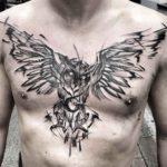 Owl Moon Tattoo