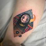 No-Face Tattoo