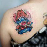 Stitch Tattoo Pirate