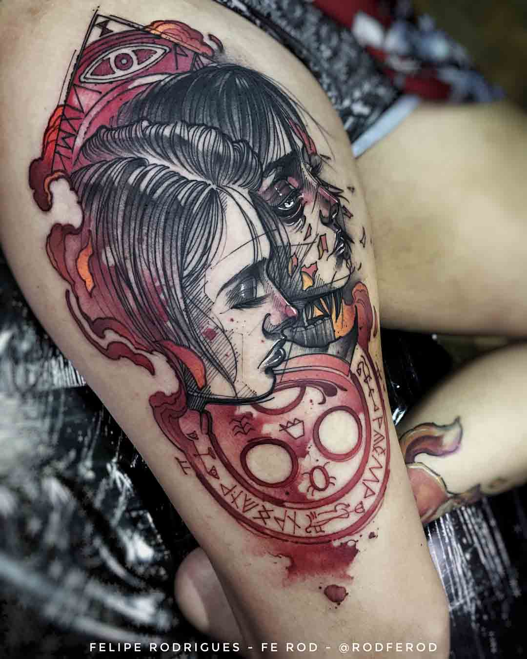 heather tattoo Silent Hill