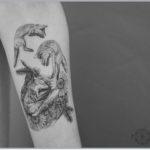 Three Foxes Tattoo