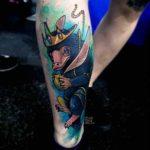 Walter The Niffler Tattoo