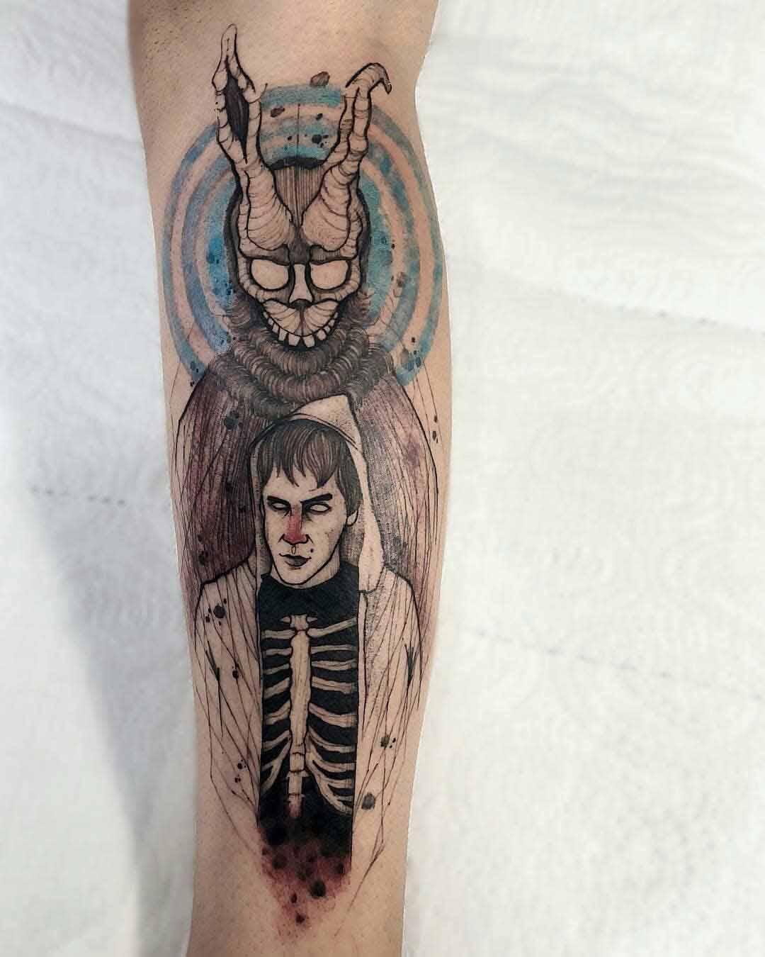 followed by demon tattoo