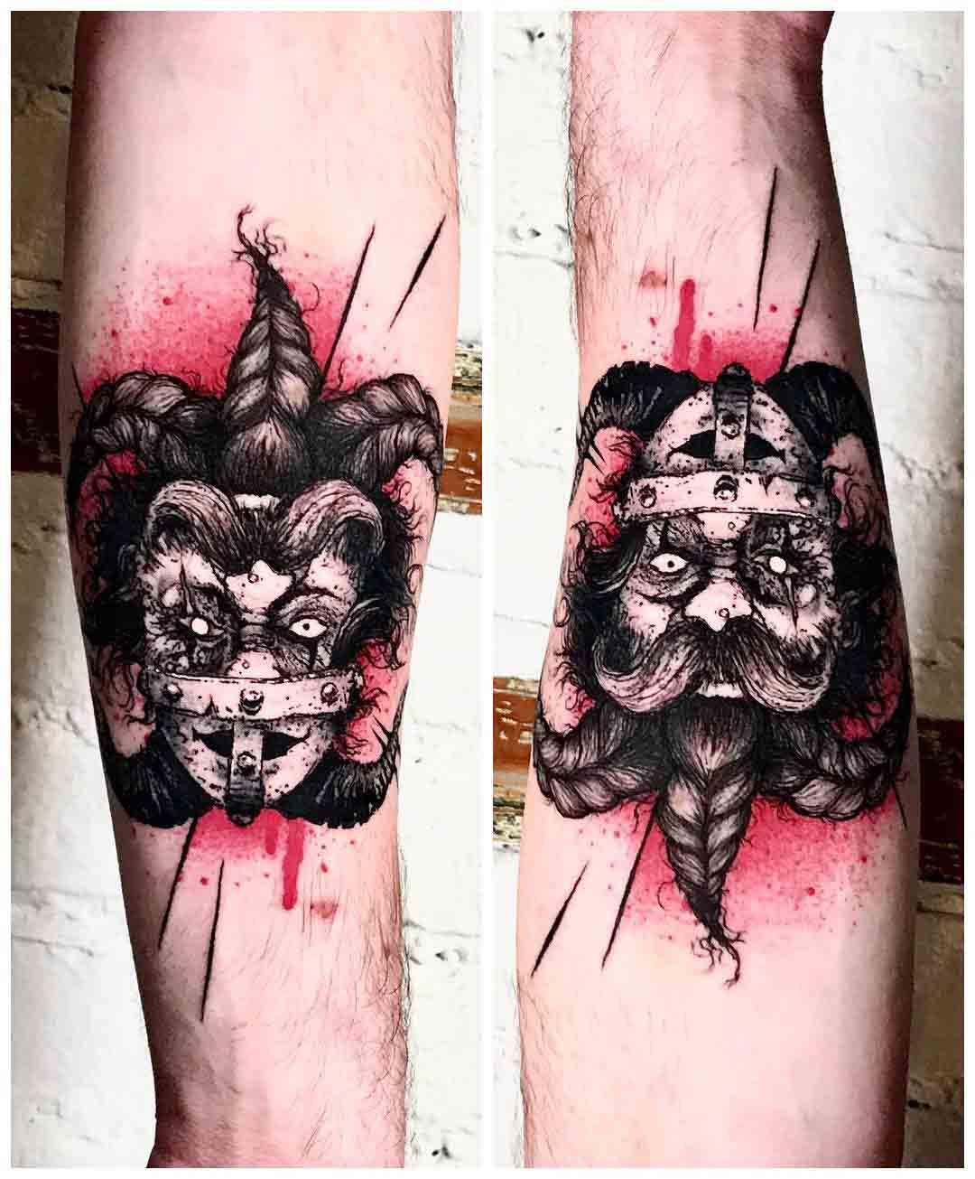 amr tattoo interesting