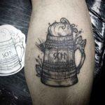 Skål Tattoo