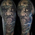 War Flashback Tattoo