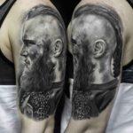 Ragnar Lodbrok Tattoo