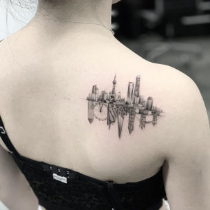 City of London Tattoo
